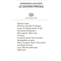 Le giovani parole (Collezione di poesia Vol. 432)