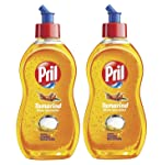 Pril Dishwash Speckles - 425 ml (Tamarind) (Pack of 2)