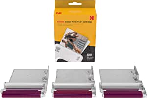 Kodak Instant Print 3 X3 Cartridge 30 Drucke Mini Shot Kamera