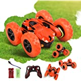 Innoo Tech RC Stunt Car Rechargeable Racing Car with 2.4Ghz Remote Control, High Speed Car Toys 4WD Double Sided 360° Spins a
