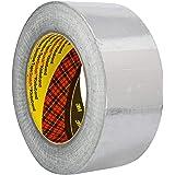 3M 1436 Zacht Aluminium Tape, 50 mm X 50 M, Zilver, Per Stuk Verpakt