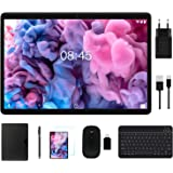 MEBERRY Tablet 10 Pulgadas Android 10.0 Ultrar-Rápido Tablets 4GB RAM+64GB ROM - Certificación Google gsm - Dual SIM &Dual Cá