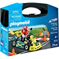 Playmobil - Valisette Pilote de Karting - 9322