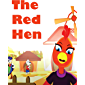 Story Of About The Red Hen | S282 | A Bedtime Story Picture Book for Kids: English Fairy Tales