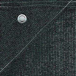 Bauzaunnetz Bauzaun sichtschutznetz für Bauzaun 1,80m x 3,45m grün