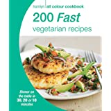 Hamlyn All Colour Cookery: 200 Fast Vegetarian Recipes: Hamlyn All Colour Cookbook