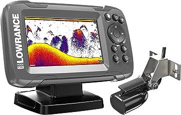 Lowrance Fischfinder Hook2 4X GPS