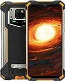 DOOGEE S88 Pro (2020) Rugged Smartphone, 4G Smartphone Impermeabile Lampada Respiratoria Mecha, 10000mAh Carica Inversa…