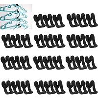 Nuluxi Mini Flocage Crochets de Suspension Connecteur de Cintre Cascade Vêtements Cascade Crochets de Suspension…