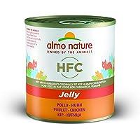 almo nature Hfc Jelly Pollo Umido Gatto 100% Naturale - 12x280 g