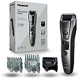 ER-GB80-H503 | Tondeuse Multi 3 en 1 - Barbe / Cheveux / Corps, tondeuse rétractable, 40 Réglages, 7 accessoires, 50 min d'au