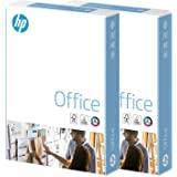 HP Papers A4 80gsm Office Copier Paper 2 Reams (2 x 500 = 1, 000 Sheets)