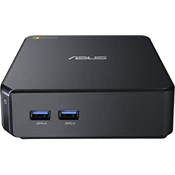 ASUS Chromebox CHROMEBOX2-G072U 1,7 GHz Intel® Celeron® 3215U Azul Mini