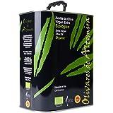 ¡NUEVA COSECHA NOVIEMBRE 2020! Olivares de Altomira Aceite de oliva Virgen Extra 3l - AOVE ECOLOGICO- Primer prensado en frio