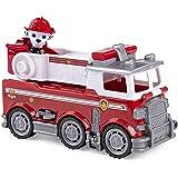 Paw Patrol Value Basic Vehicle - Marshall, Action Figure, Toys for 3+