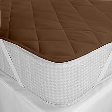 "Reliable Trends Microfiber Waterproof and Dustproof Mattress Protector Single Bed (36"" X 72"")"