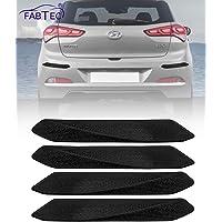 FABTEC Rubber Car Bumper Protector Guard/Scratch Guard for Cars