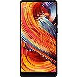 """Xiaomi Mi MIX 2 smartfon 64 GB (Dual SIM, wyświetlacz 15,2 cm (5,99""""), aparat 12 MP, Android 7.1.1), czarny"""