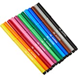ALPINO AR001002 Pack 12 viltstiften op kleur gesorteerd
