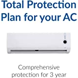 OneAssist 3 Years Total Protection Plan for Air Conditioner from Rs 30,001 to Rs 35,000 - Email Delivery- No Physical Kit