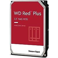 WD Red Plus 8TB NAS-Festplatte SATA 6 Gb/s 3,5 Zoll NAS Festplatte