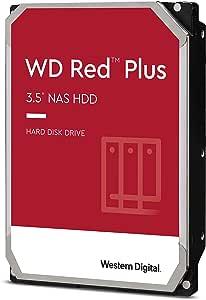 Wd Red 12tb 3 5 Nas Interne Festplatte 5400 Rpm Computer Zubehör