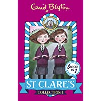 St Clare's Collection 1: Books 1-3