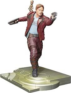 """Star Lord 5/"""" Scale Figure-Entièrement NEUF dans sa boîte Gardiens de la Galaxie"""