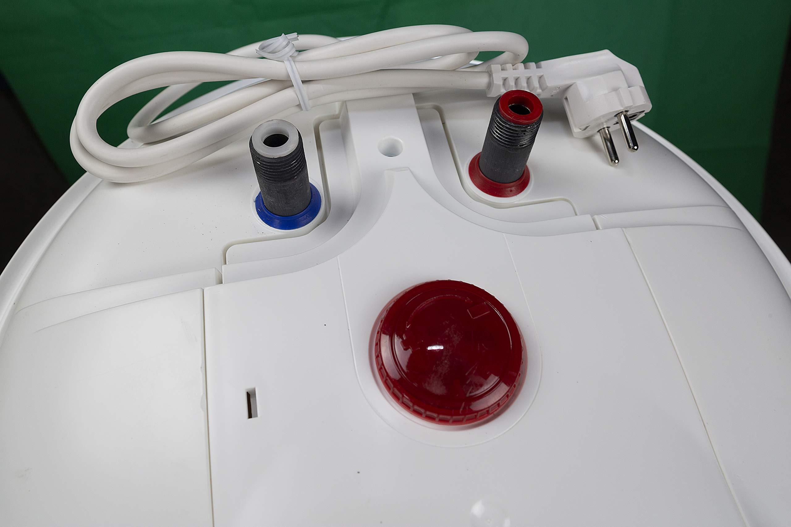 Thermor Groupe Atlantic Termo Electrico 50 litros Serie Concept | Calentador de Agua Vertical, Instantaneo – Aislamiento…