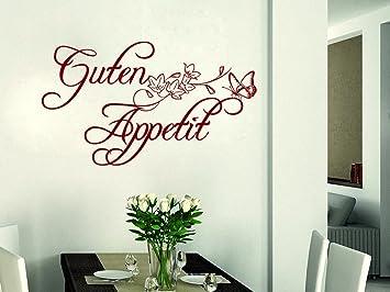 graz design 620082_57_080 wandtattoo wandsticker guten appetit ... - Küchen Wand Deko