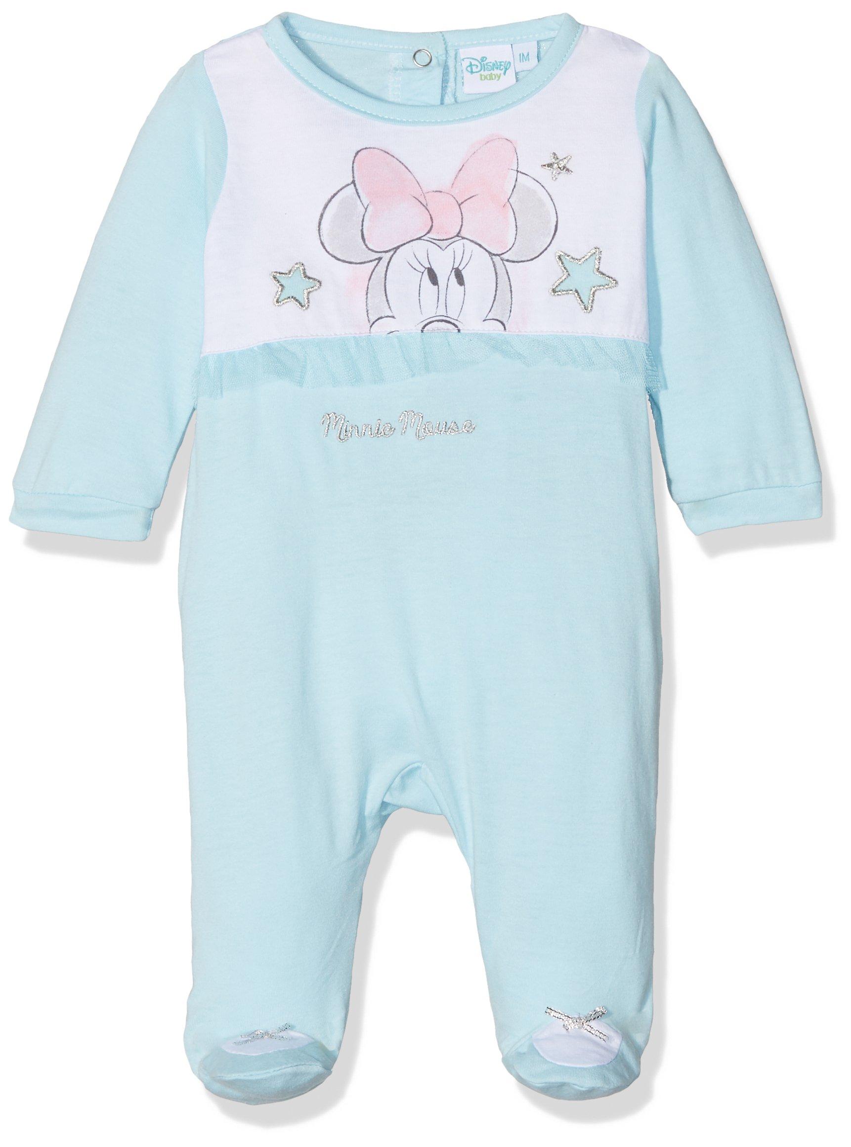Minnie Newborn Pelele para Dormir para Bebés 1