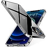"Amazon Brand - Eono Ultra Transparent Kompatibel mit iPhone 12 Hülle (6.1"") / iPhone 12 Pro Hülle (6.1"")"