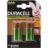 Duracell acculader Grootte AAA Plus - 750 mAh 8 Stuk