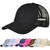 Voqeen Berretto da Baseball Cappellino Unisex Cotone Cappello Donna Uomo Ragazze Ragazzi Snapback Hip Hop Cappelli…