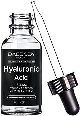 Baebody Hyaluronic Acid Serum for Face