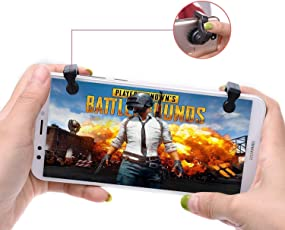 mStick PUBG Gaming Joystick for Mobile ● Trigger for Mobile Controller ● Fire Button Assist Tool (Design 2)