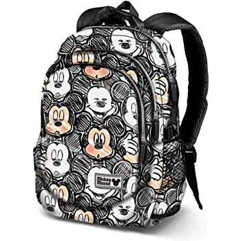638b60f6f23f Karactermania Disney Classic Mickey Oh Boy-Running HS Backpack Casual  Daypack