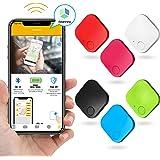 Finder de Clés Finder d'Objets Localisateur d'Objets Traqueur de Clés, Traqueur Dispositif de Suivi Bluetooth sans Fil, Chercheur de Clés Localisateur de Téléphone Tag Anti-Perte (6 Pièces)