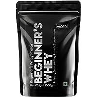 Oxin Nutrition Beginner's Whey Protein Powder Supplement 1kg Whey Protein for Beginner's 30 Servings (Chocolate)