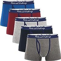 Boxer Shorts Cotton Mens Boxers Trunks Mens Underwear Men Multi Pack S M L XL XXL