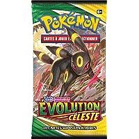 Pokemon Booster-Epée et Bouclier-Evolution Céleste (EB07) société-Jeu de Cartes à Collectionner (Modèle aléatoire…