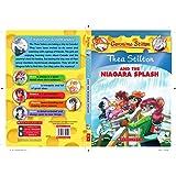 Thea Stilton #27: Thea Stilton and Niagara Splash