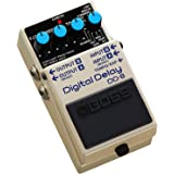BOSS DD-8 Digital Delay Pedal, DiVerse Sonic Range and Maximum Delay Power, Mono or Stereo Setup with Eleven Modes