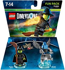 LEGO Dimensions - Fun Pack - Böse Hexe