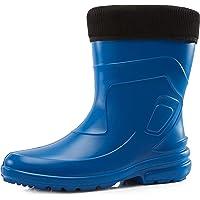 Ladeheid Women's EVA Thermo Extra Light Wellington Boots Rainy Wellies Rain Boots LA-800-2017