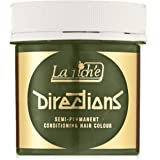 DIRECTIONS Spring Green Semi-Permanent Hair Colour - 88ml Tub by La Riche