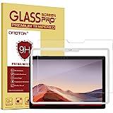 واقي شاشة OMOTON متوافق مع Surface Pro 6 / Surface Pro (الجيل الخامس) / Surface Pro 4 - [زجاج مقسى] [عالي المسؤولية] [مقاوم ل
