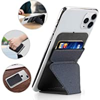 STRIFF Invisible and Foldable Mobile Stand for Phone, Ultra-Light Phone Card Holder, The Thinnest Vertical Phone Wallet…