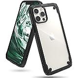 Ringke Fusion-X Compatible con Funda iPhone 12 Pro MAX (2020) 6,7 Pulgadas, Rigida Carcasa Parachoque TPU Resistente Impactos