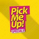 Pick Me Up! Specials